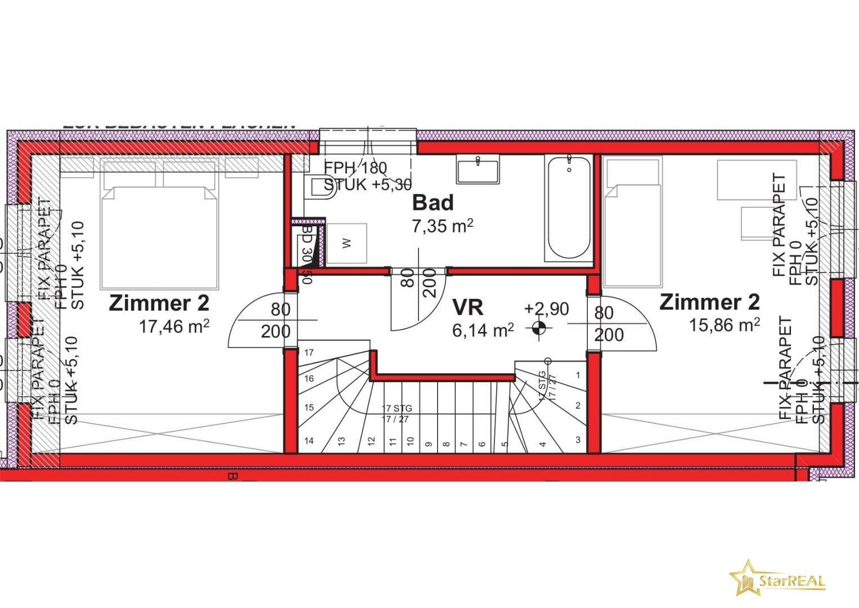 Obergeschoss 14D