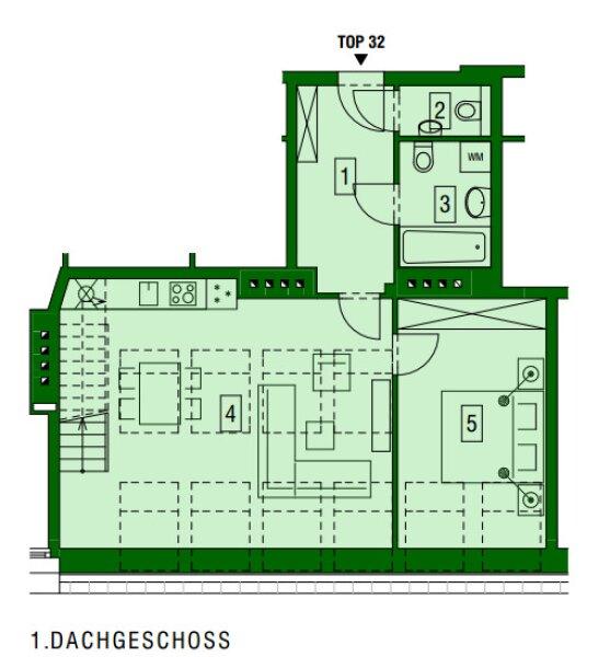 ++NEU** Hochwertiger DG-Erstbezug, tolle Raumaufteilung, Dachterrasse ***VIDEOBESICHTIGUNG*** /  / 1160Wien / Bild 8