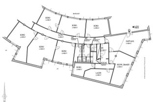 350 m² Bürofläche im Pharos Haus - Nähe Praterstern