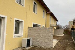 WHA 3512 Mautern | 5 Einfamilienhäuser in Ziegelmassiv- u. Niedrigenergiebauweise im Eigentum (2 DH, 3 RH)