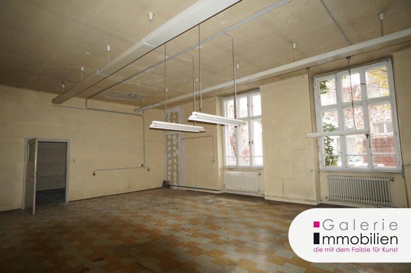 Nahe Kaiserstraße - Loft als Atelier oder Büro - Tiefgaragenplätze Objekt_29158