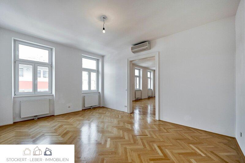 Sanierte 3-Zimmer-Mietwohnung in prominenter Lage /  / 1190Wien / Bild 2