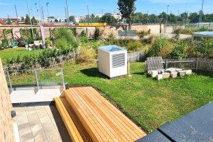 6402 – ERSTBEZUG! Wunderschöne 4-Zimmer-Maisonette-Wohnung mit Garten und 2 Terrassen – PROVISIONSFREI!