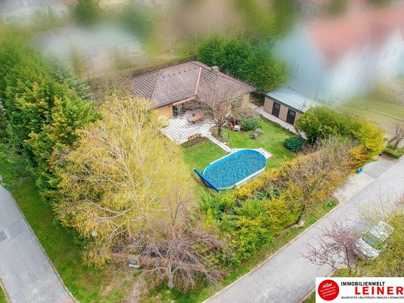 Ihr Haus * BUNGALOW* in Schwadorf mit 1077 m² Grund und Pool - verbringen Sie den nächsten Sommer im eigenen Garten Objekt_8819 Bild_642