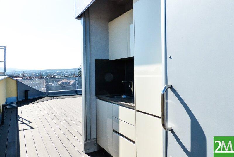 Exklusive Dachgeschoßwohnung mit großzügiger Terrasse und schönem Fernblick /  / 1130Wien / Bild 13
