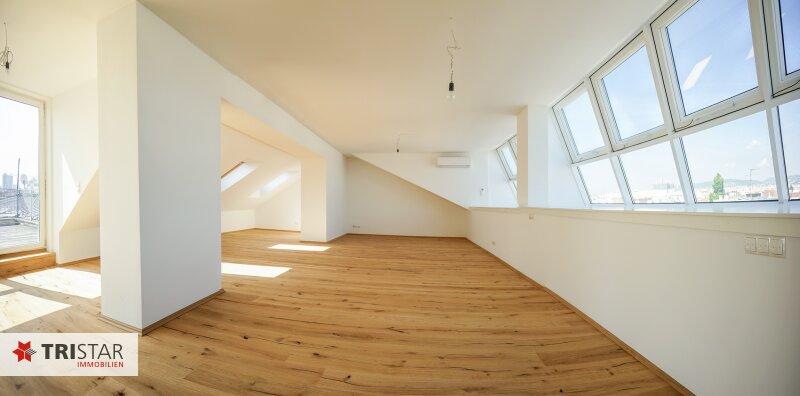 NEU! ++ Unbefristet + großzügige 4 Zimmer DG-Wohnung (ca. 187 m² + 36 m² Terrasse) +  ca. 100 m vom Augarten entfernt + 1020 Wien ++ /  / 1020Wien / Bild 6