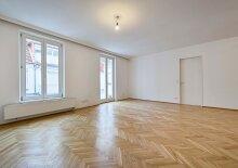 RESERVIERT - 3 Zimmer-Wohnung mit Balkon, 2 Bäder, 2 WC, hell, ruhig und gut geschnitten