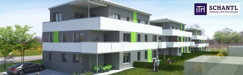 ITH #NEUBAU in Bestlage, entzückende 2 Zimmer  in  LKH-OST Nähe + Eigengarten in 8010 Graz-Ragnitz!