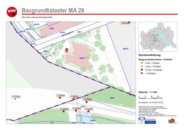 DIREKT VOM EIGENTÜMER - Bürohaus Wien Nord/ Floridsdorf - top Sichtbarkeit u. Anbindung, Fläche teilbar