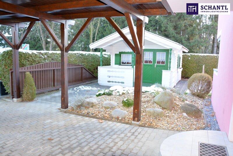 ITH #WOHLFÜHLEN! Stilvolles Eckreihenhaus mit wunderschönem Garten + gemütlichem Kamin in Deutschlandsberg /  / 8530Deutschlandsberg / Bild 0