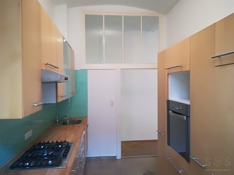 unbefristete 112 m² Altbaumiete /  3,5 Zimmer / Stilhaus /  U6 Nußdorfer Straße /  / 1190Wien / Bild 4