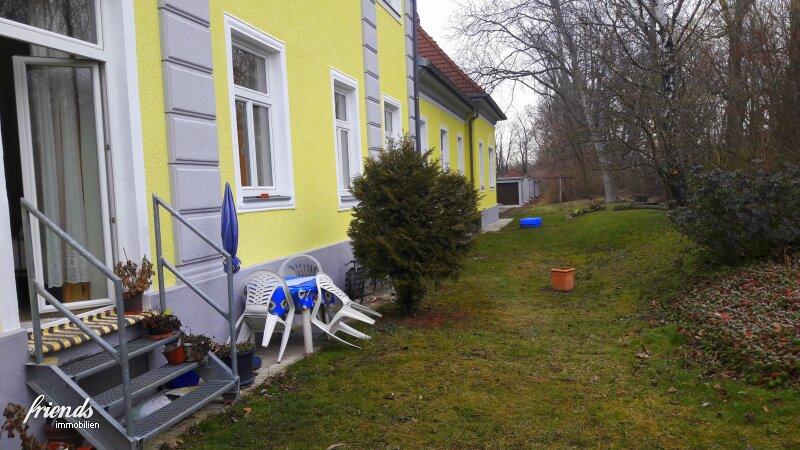 BLUMAU - 2 Zimmer Gartenwohnung /  / 2602Blumau-Neurißhof / Bild 0