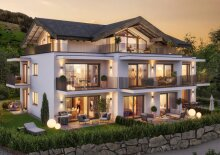 """New construction of condominiums """"Living at the golf course II"""" in Zell am SeeNew construction of the condominiums """"Living at the golf course II"""" in Zell am See"""