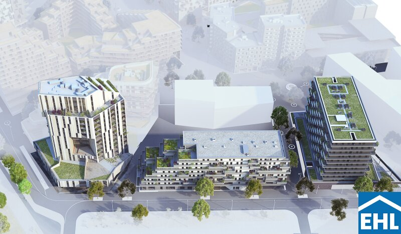 Seestadt Aspern - SeeSee Living - Provisionsfreie Eigentumswohnungen /  / 1220Wien / Bild 2