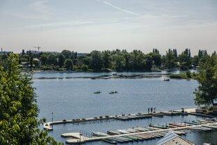 Traumhafter Ausblick auf die Alte Donau - Eigentumswohnung mit 4 Zimmer!