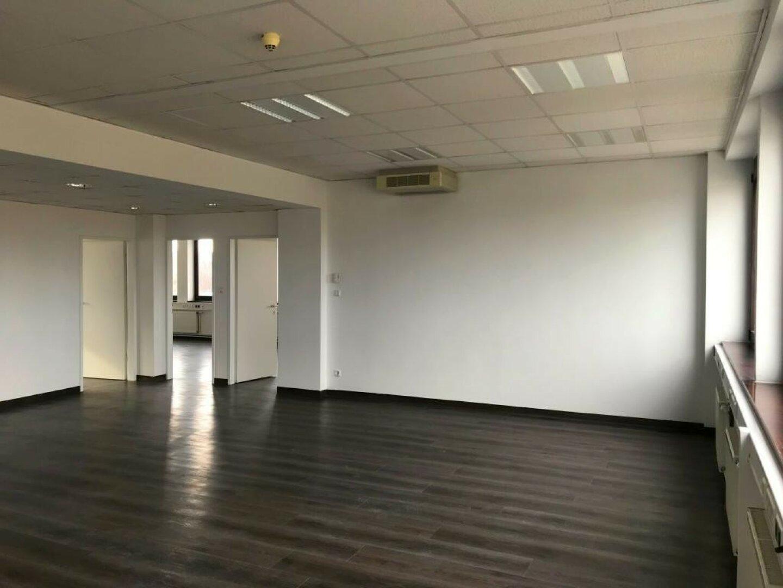 Zentral begehbare Büroräume