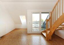 Terrassen-Appartement für Singles oder Pärchen Nähe Parkanlagen, U6