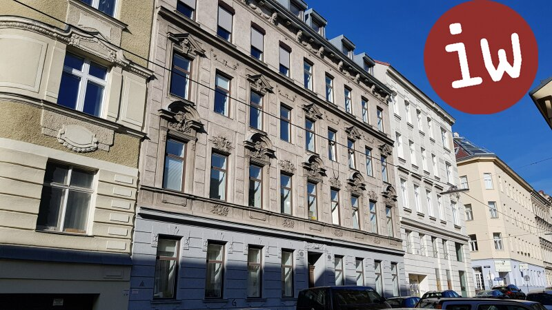 3-Zimmerwohnung in Gründerzeithaus, Toplage 1180 Wien - Währing Objekt_565