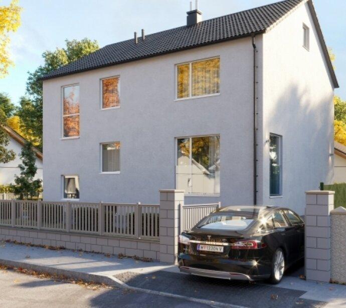 Einfamilienhaus bei Donaupark / Arbeiterstrandbad | Eigengrund
