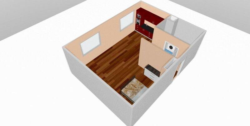 Dachgeschosswohnung mit Aussicht. Provisionsfrei!!!