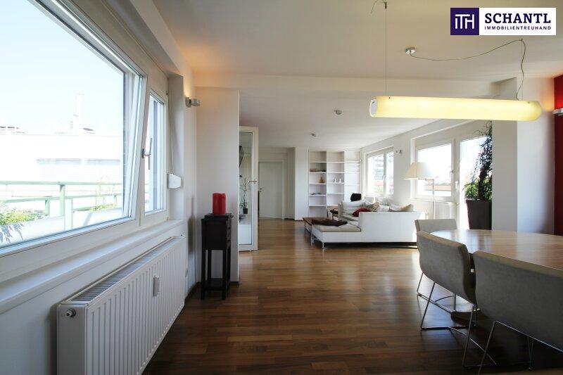 Exklusive vollmöblierte Terrassen-Wohnung im Herzen des 6. Bezirks mit riesigen Terrassen! Nicht lange zögern! /  / 1060Wien / Bild 3