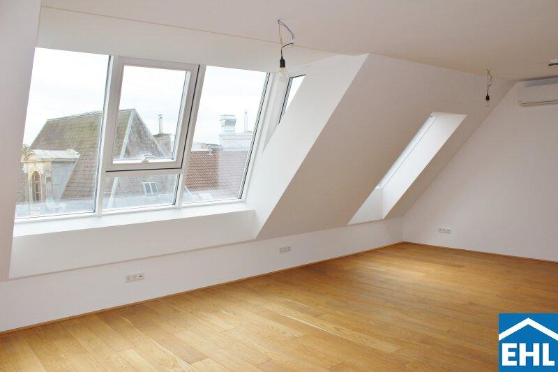 Klimatisierte, sanierte Dachgeschosswohnungen in wunderschönem Gründerzeithaus /  / 1090Wien / Bild 9