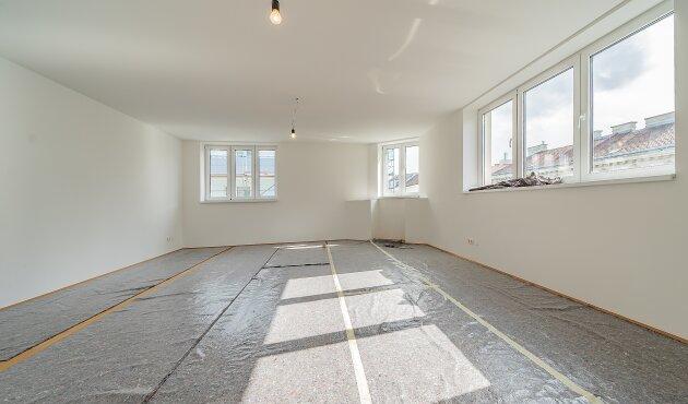 Foto von NEU! ++ ERSTBEZUG ++ 4 Zimmer Dachgeschosswohnung mit Terrasse und Garage + 1160 Wien ++ TOP 14