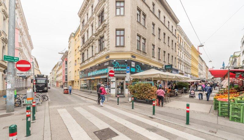 ++NEU++ Top-sanierter 3-Zimmer ERSTBEZUG, tolle Lage direkt am Brunnenmarkt! /  / 1160Wien / Bild 4