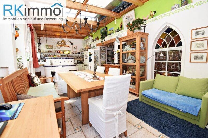 Landhaus mit mediterranen Flair in Ruhelage,  bestgepflegtes äußerst geschmackvolles Einfamilienhaus mit uneinsehbaren Garten /  / 2191Gaweinstal / Bild 10