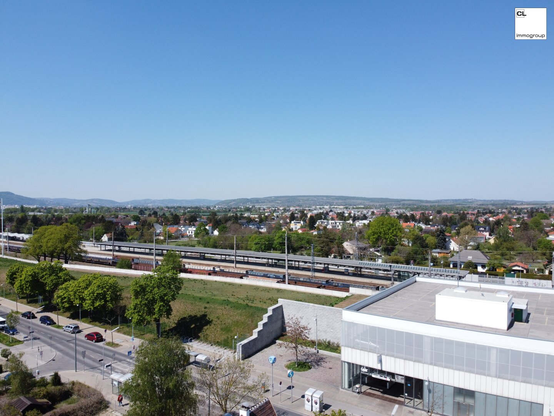 U1 Station Leopoldau - Nur 20 Meter entfernt