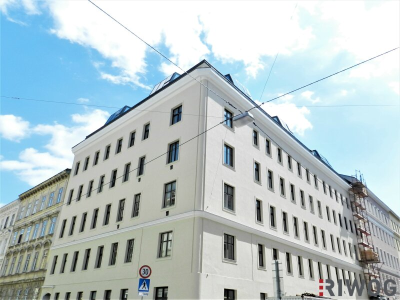 Traumhafte DG-Maisonette *Projekt SOHO-Augarten* Ruhelage Nähe Friedensbrücke!