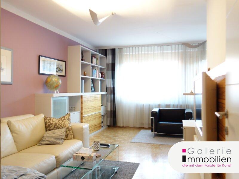 Moderne, möblierte 5-Zimmer-Wohnung mit Loggia in begrünten Innenhof! Objekt_31872