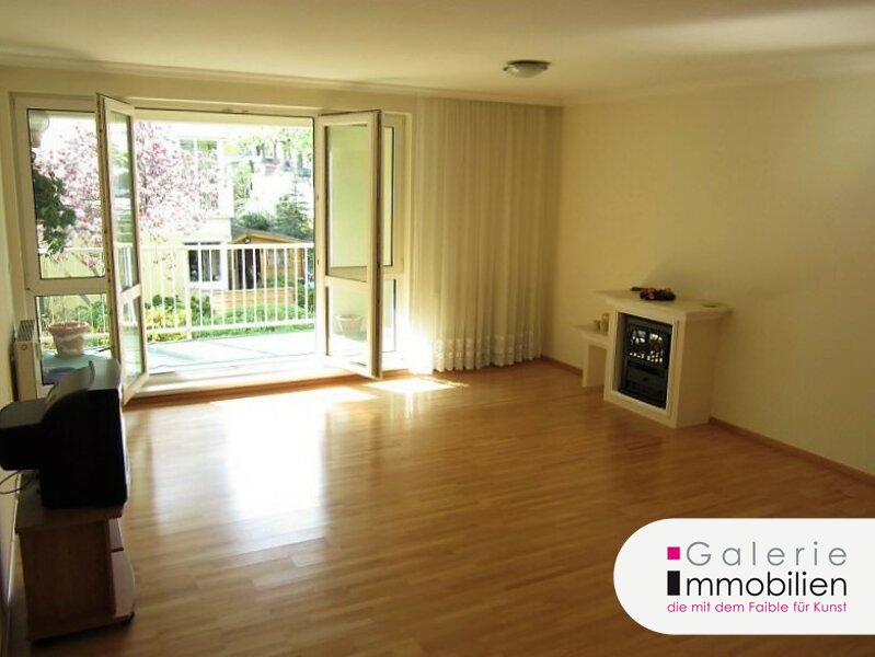 Helle und freundliche 2-Zimmer-Wohnung - große Loggia Objekt_28512