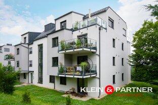 Eine Traumwohnung mit Balkonen für Naturliebhaber!
