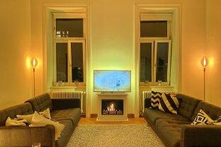 Stilvolles Wohnen - 6 Zimmerwohnung - 160 m² - unbefristet
