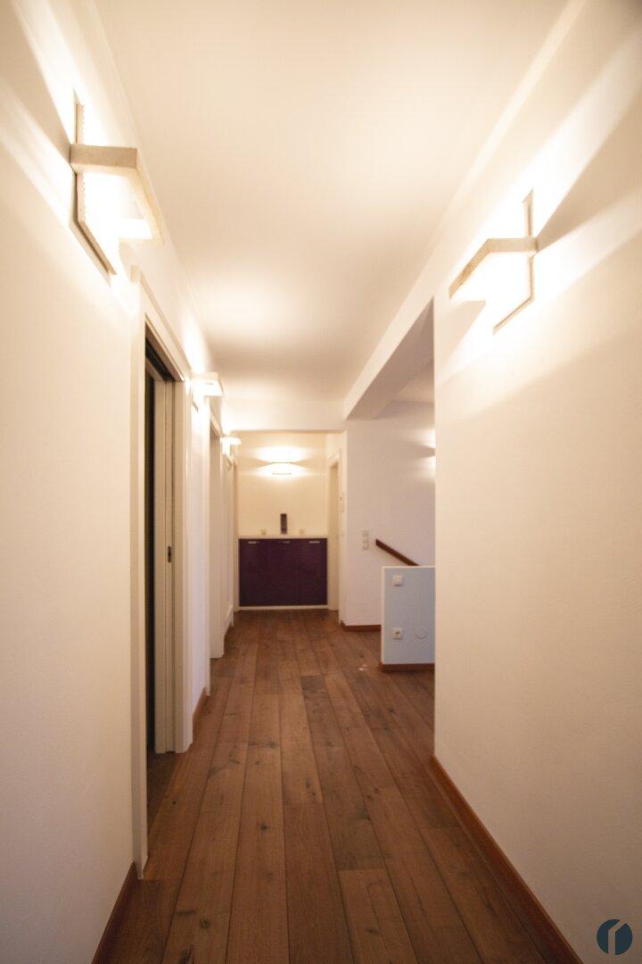 Gang im Obergeschoss