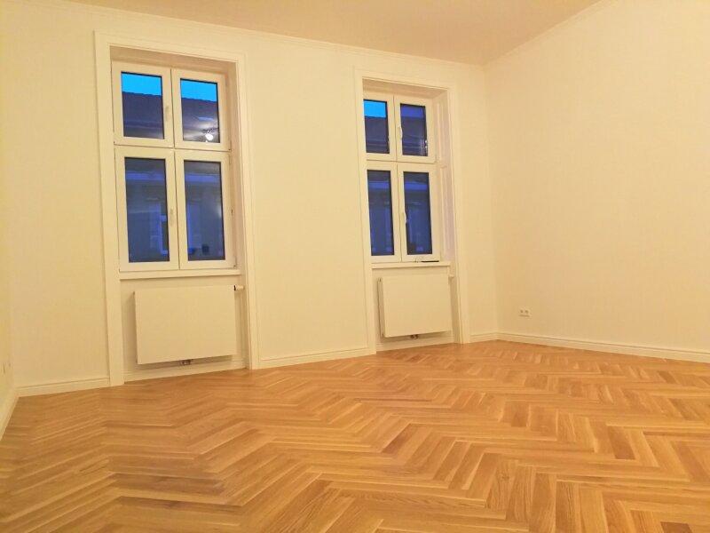 ERSTBEZUG nach Sanierung - 1 Zimmer Stil ALTBAU Wohnung - 1090 Wien - 3. OG - Top 21 - SMARTHOME - U6 Nähe - geplanter Lift