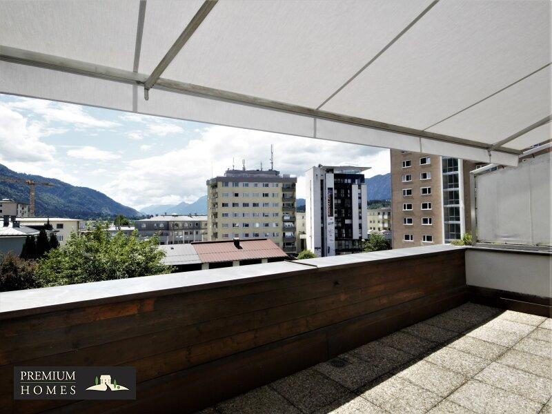 WÖRGL- 2 - Zimmer Mietwohnung-Balkon mit Beschattung