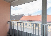 Helles, Appartement mit Loggia Nähe U1