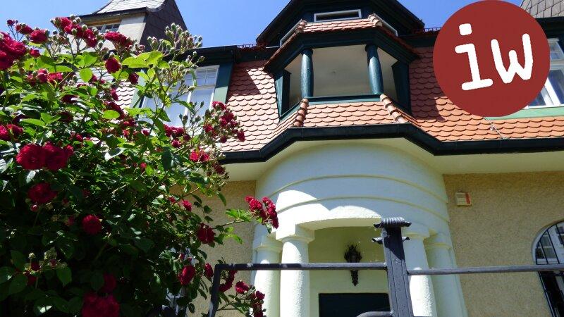 Villa der Jahrhundertwende in bester zentraler Lage - Sachsenviertel Objekt_614