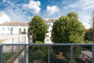 2-Zimmer Wohnung mit Balkon und Blick ins Grüne! Ab 1. August 2020!