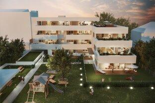Wohnprojekt Wels-Neustadt, Wohnung 1.OG TOP B6