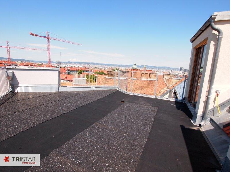 Hochwertig errichtete 2,5 Zimmer DG-Maisonette mit Küche, Abstellraum, Terrasse und fantastischem Wienblick! /  / 1100Wien / Bild 5