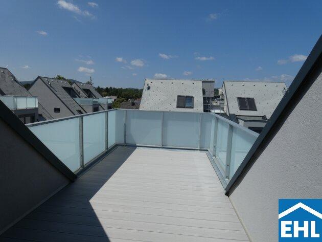 Provisionsfrei! - Stadtvillen in Grünruhelage - Dachgeschoss