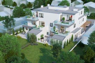 Traumhafte 5 - Zimmer Eigentumswohnung: Gartenwohnung bei der oberen Alten Donau