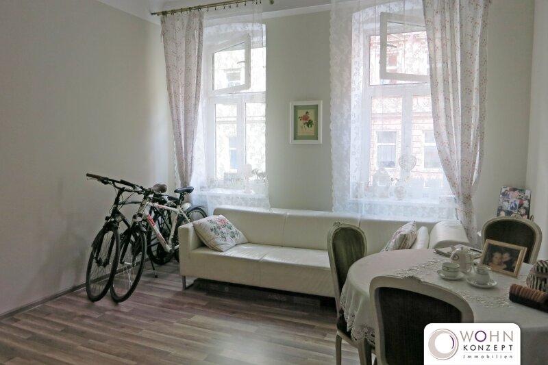 Schmuckstück für Anleger - sanierte 38,45m² Wohnung in 1150 Wien zu verkaufen