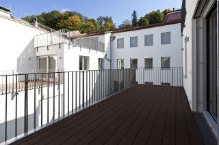 3-Zimmer-Terrassen-Wohnung in der Linzer Gasse - Photo 1
