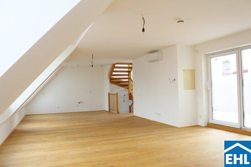 Klimatisierte, sanierte Dachgeschosswohnungen in wunderschönem Gründerzeithaus /  / 1090Wien / Bild 7