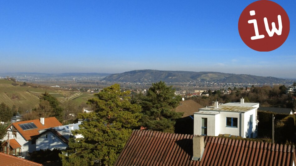 Klosterneuburg - Rarität: Grundstück mit unverbaubarem  Ausblick auf die Weinberge in gesuchter Grünruhelage