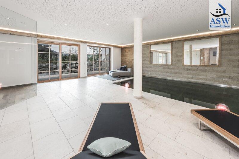 Luxuriöses Landhaus mit Indoor-Pool im Kitzbüheler Zentrum /  / 6370Kitzbühel / Bild 8